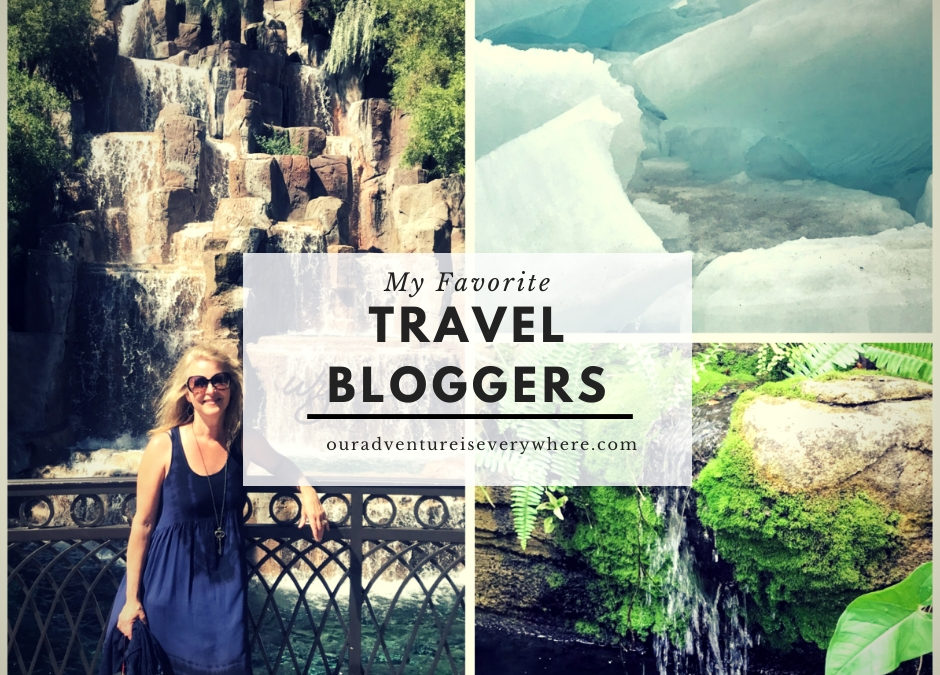 Top Travel blogs to follow