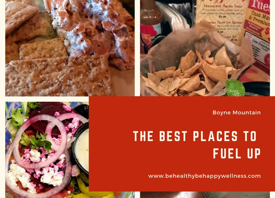 The Best Places to Fuel Up after a Day of Skiing at Boyne