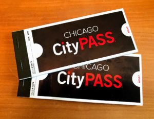 Our Chicago CityPASS tickets
