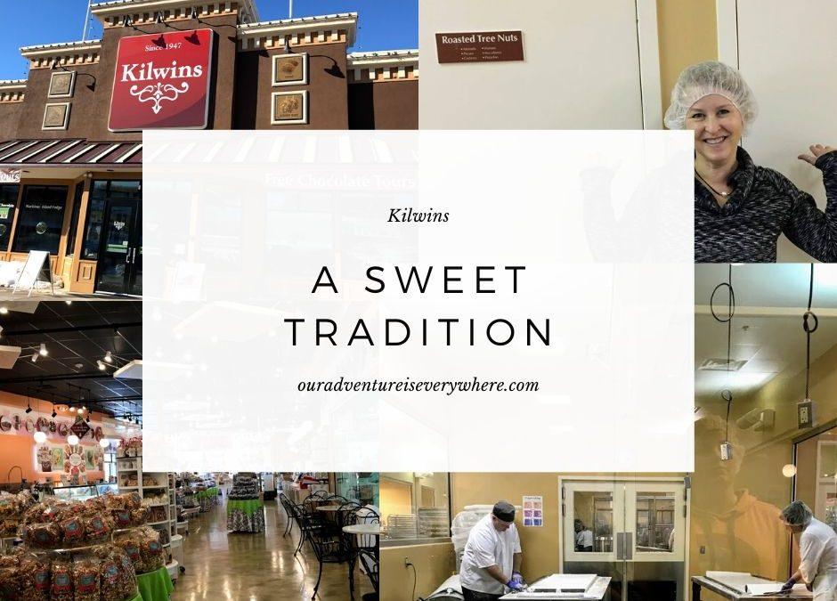 Kilwins Chocolate Factory Tour