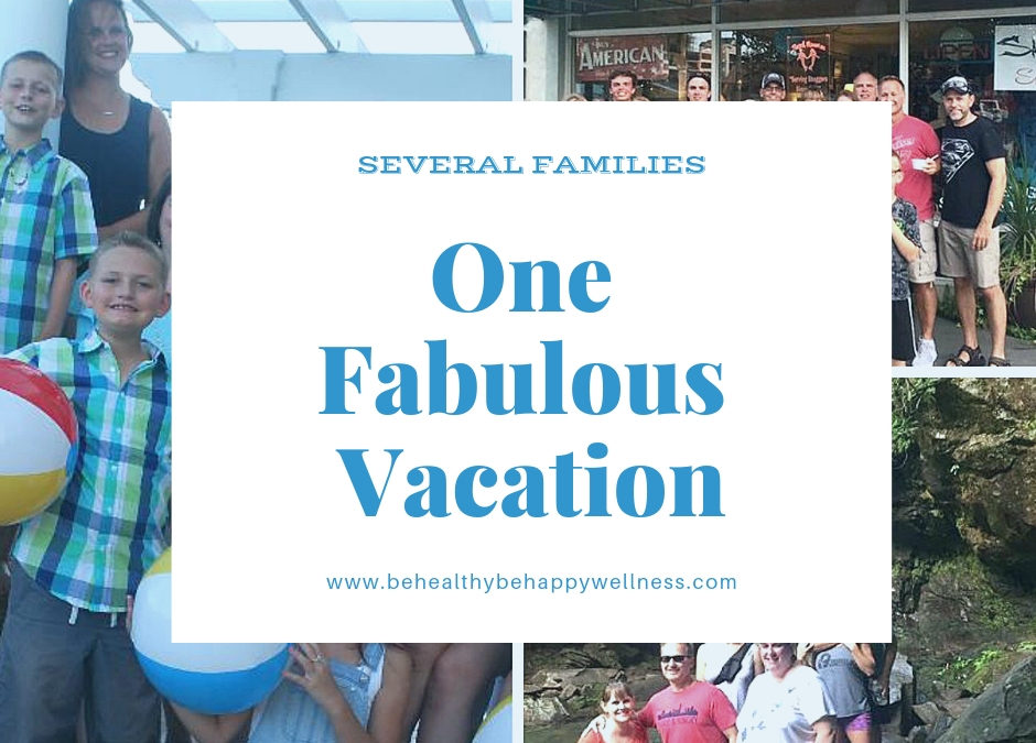 How to plan a fabulous multi-family vacation