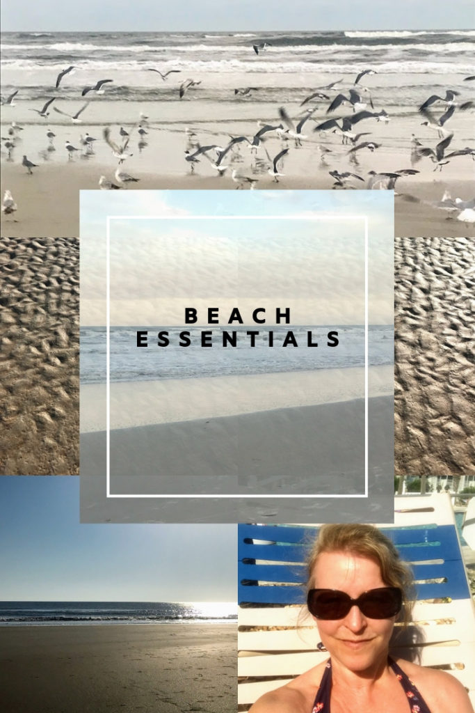 What you need to pack for the beach