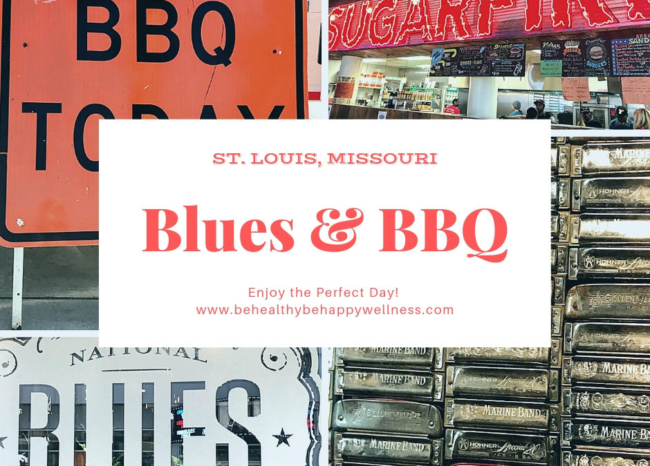 Blues and BBQ in St. Louis