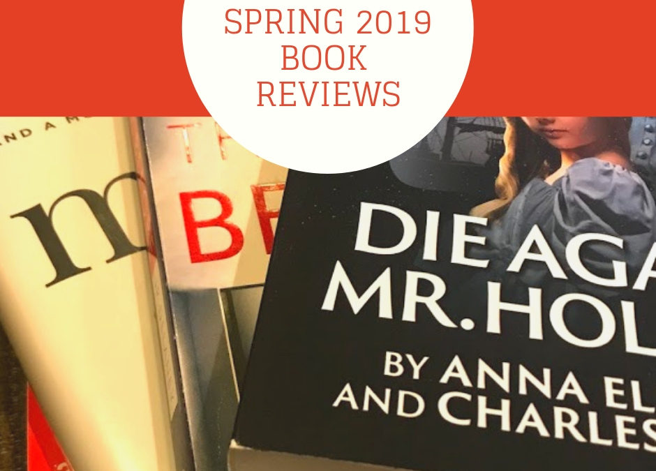 Spring 2019 Book Reviews