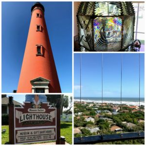 Ponce Inlet Lighthouse Museum + Florida Tourism