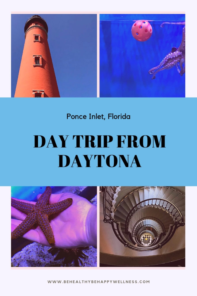 Ponce Inlet Lighthouse and Marine Science Center + Florida