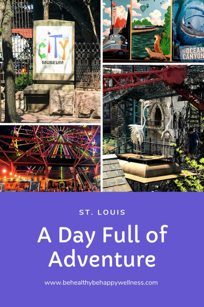 St. Louis Union Station+Aquarium+City Museum