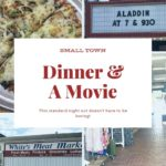 Dinner & a Movie – Small Town Style!