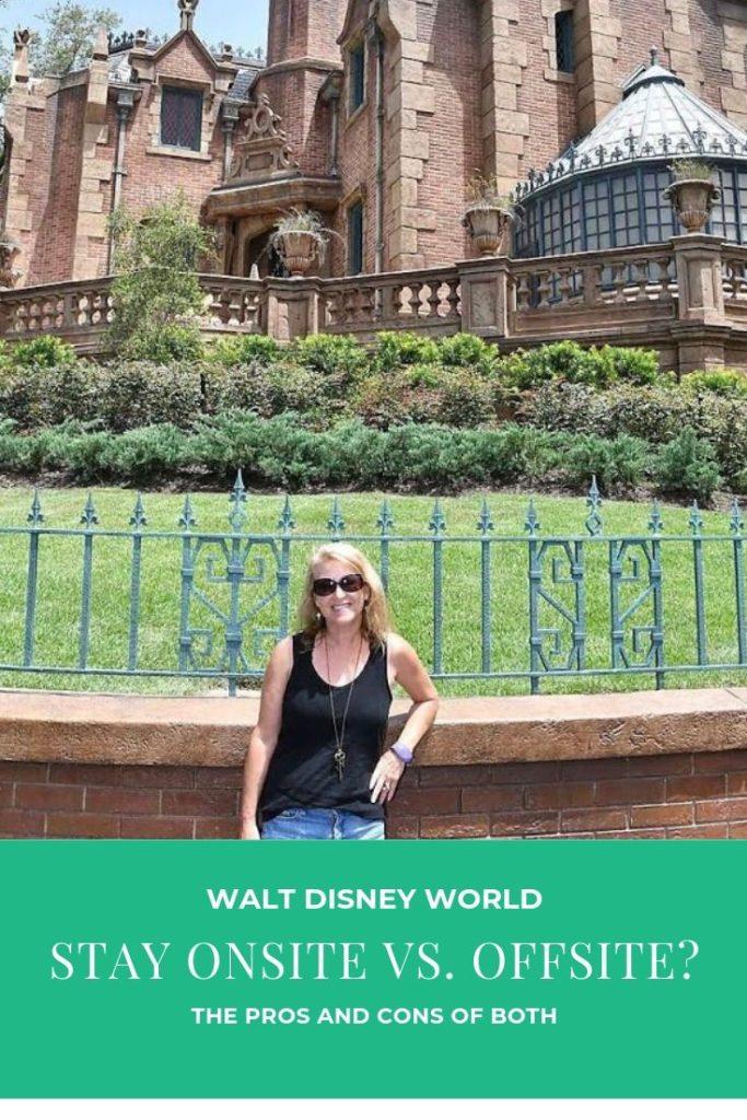 Disney - stay onsite versus offsite