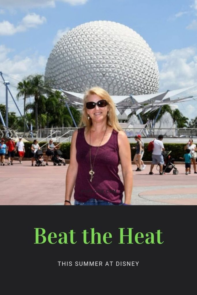 Beat the heat this summer at Disney with these tips.