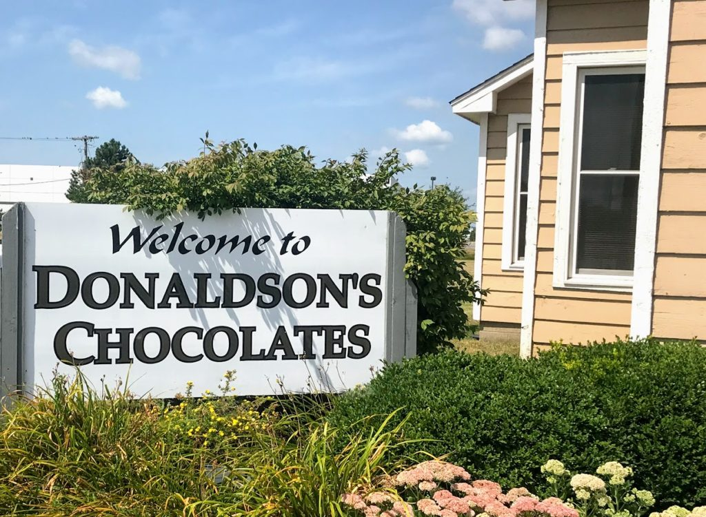 Donaldson's Chocolates in Lebanon, IN Boone County