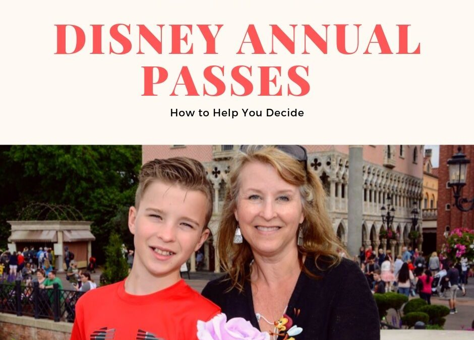 Why We Bought Disney Annual Passes