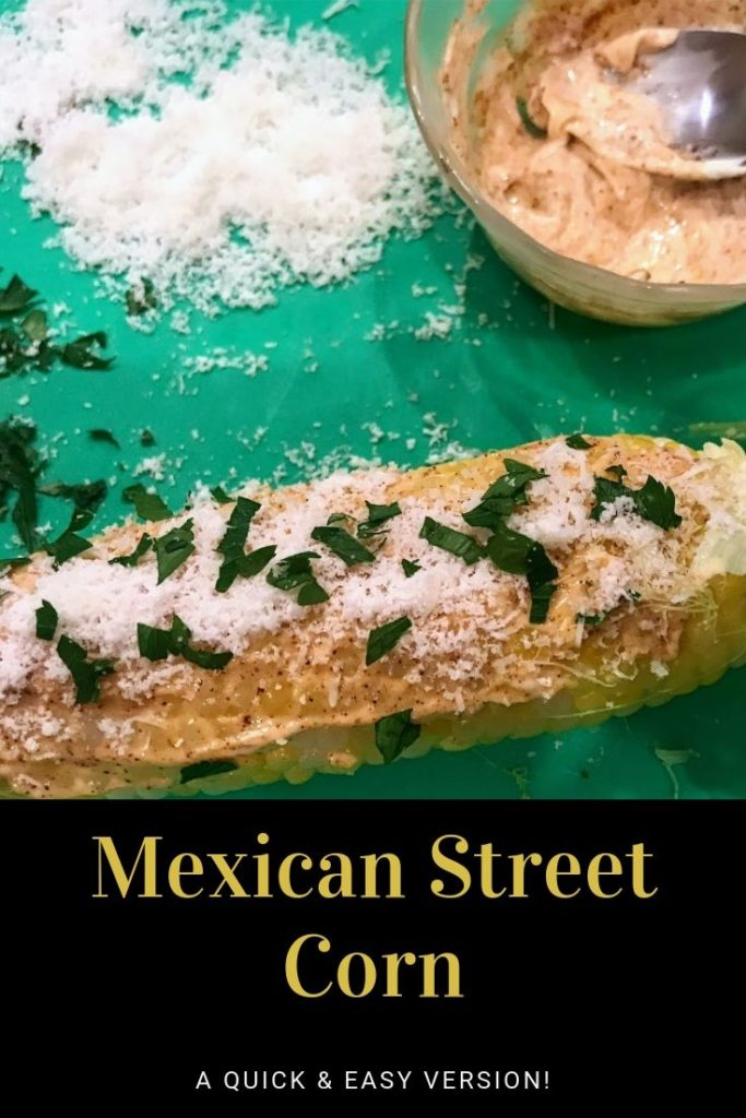 Mexican Street Corn to make at home