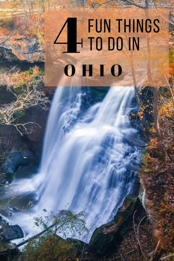 Fun things to do in Ohio