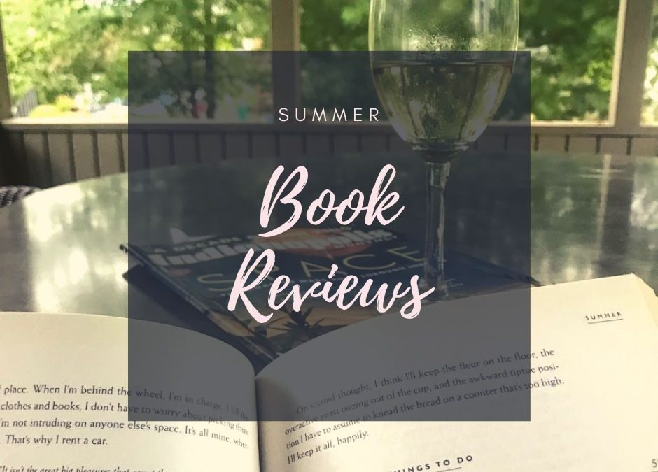 Book Reviews – Summer 2019