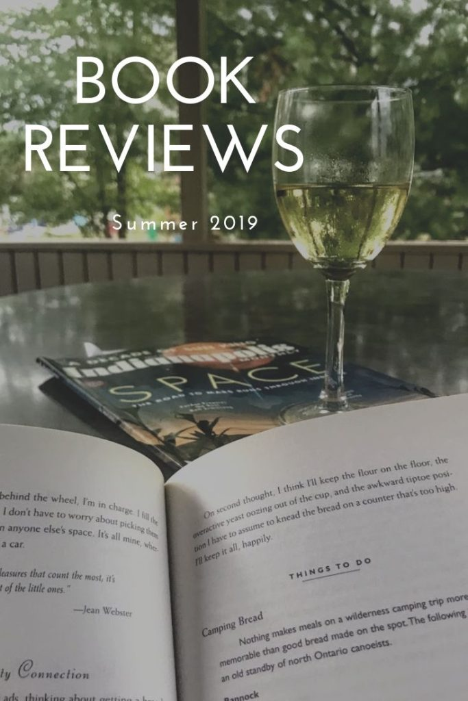 book reviews for summer 2019