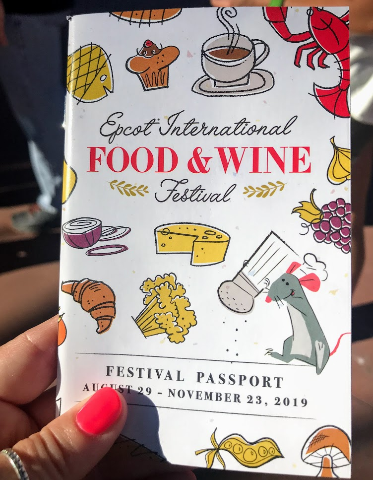 2019 Food and Wine Festival at Epcot