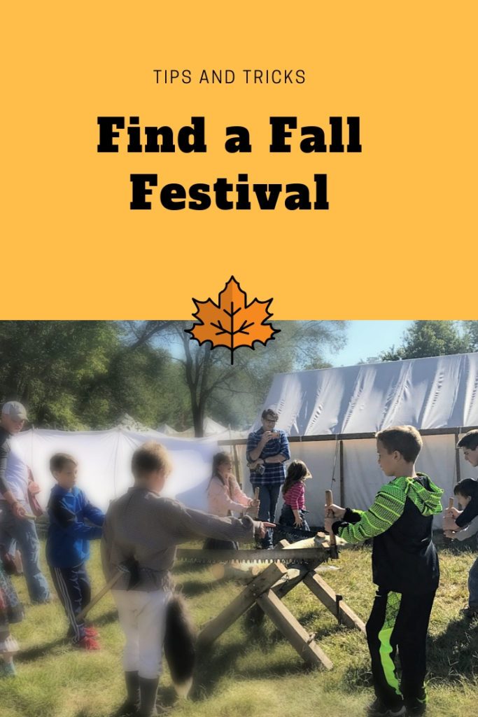 Find a Fall Festival + Best Fall Festivals in Indiana