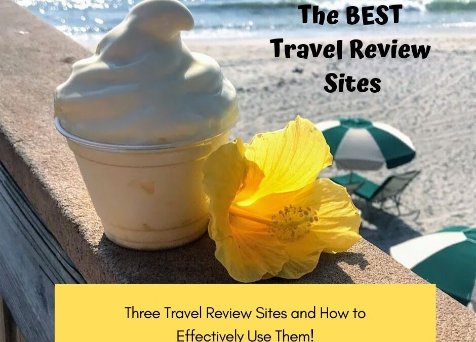 The BEST Travel Review Sites