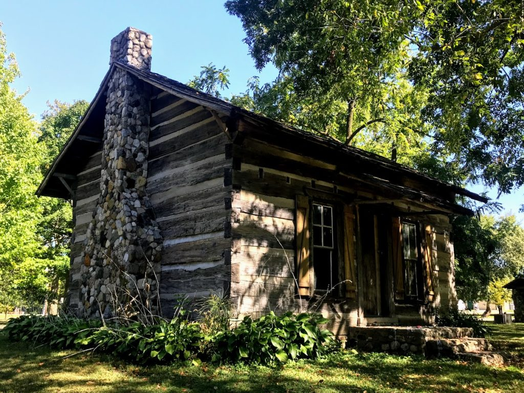 Cabin in TPA Park