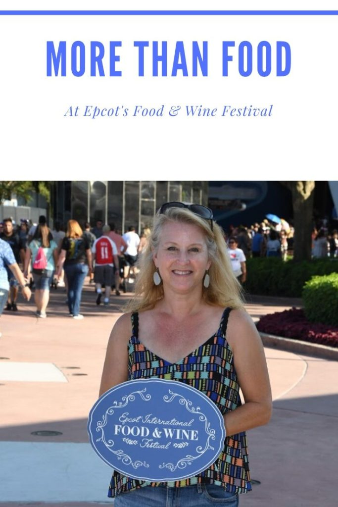 All the other fun things to do at Epcot's International food & wine festival.