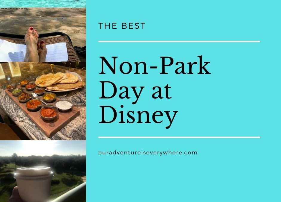 A Perfect Non-Park Day at Disney