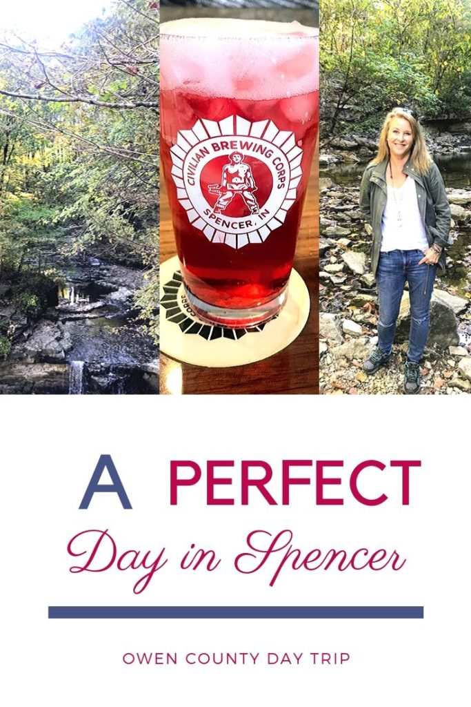 A Perfect Day In Spencer + Day trips from Indiana + day trip ideas