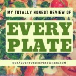 My totally honest review of EveryPlate
