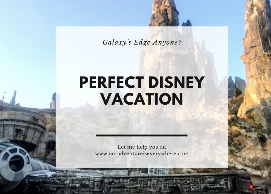 Help Planning Your Next Disney Vacation