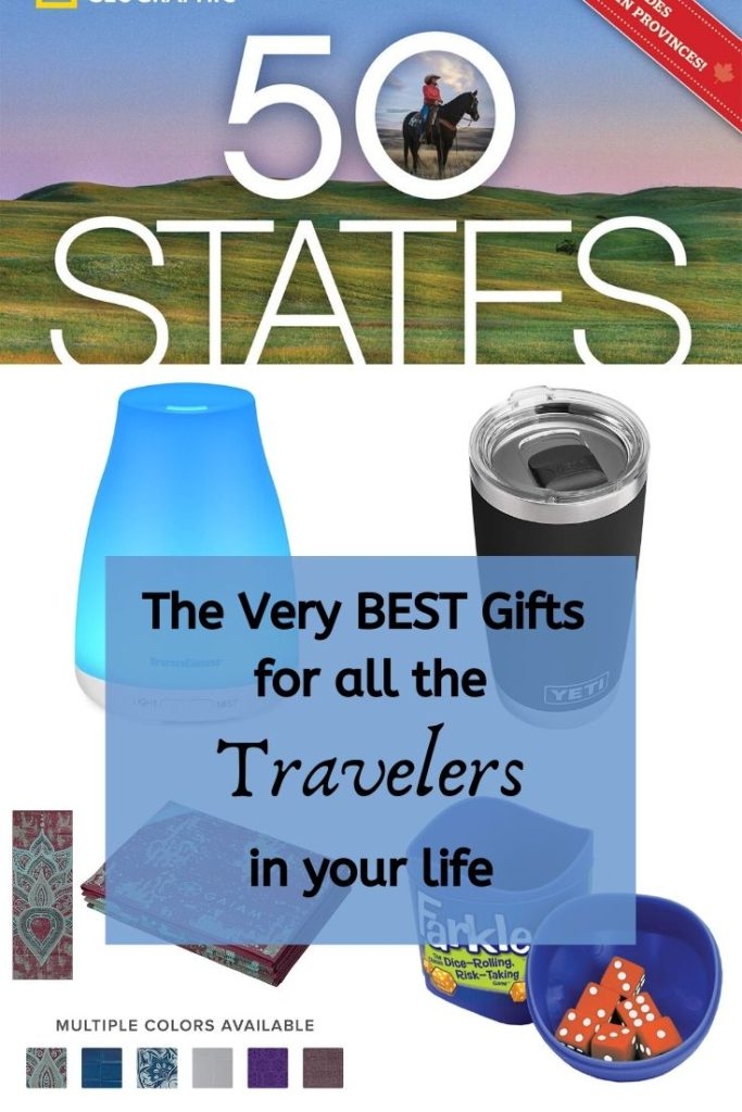 The very best gifts for all the travelers in your life