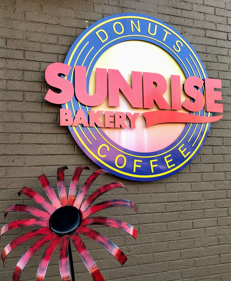 Sunrise Bakery in Fortville, Indiana is a perfect stop on a local donut trail.