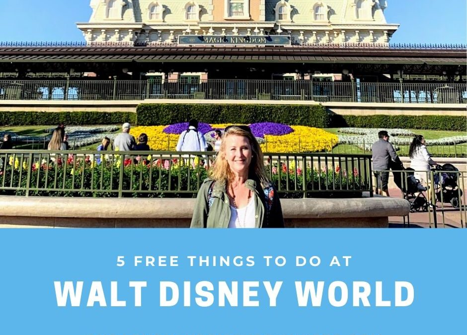 5 FREE Things to Do at Walt Disney World
