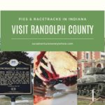 Pies & Racetracks in Randolph County