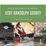 Pies & Racetracks in Randolph County