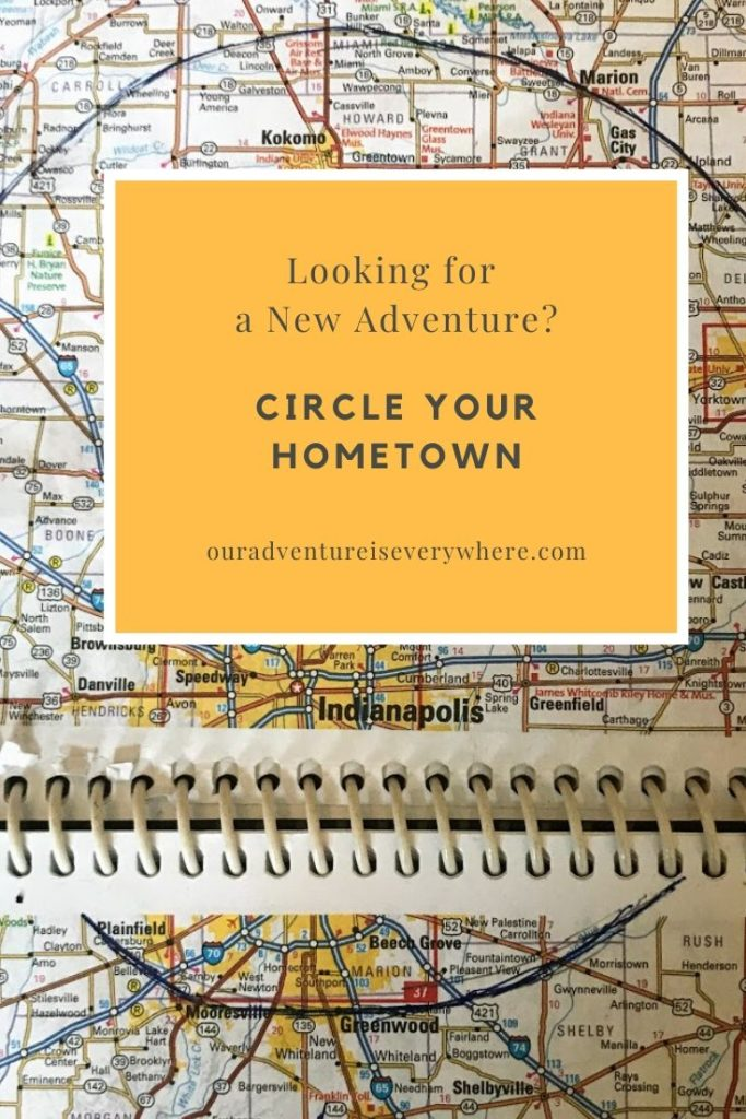 Looking for a new adventure? Try this simple technique and head out to explore! #ouradventureiseverywhere #familyfun
