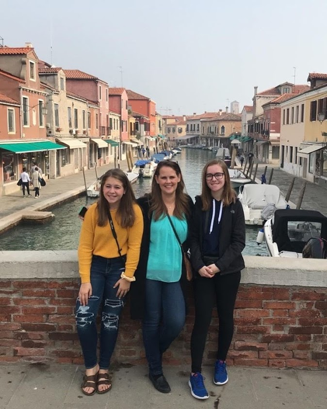 Travel internationally with teens