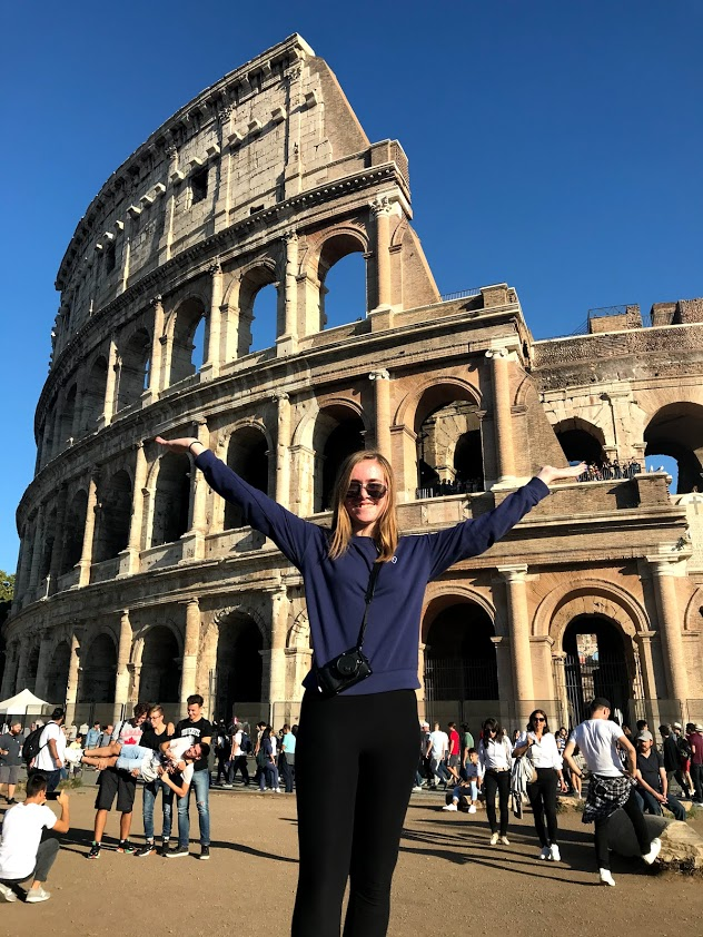 Travel with teens in Rome