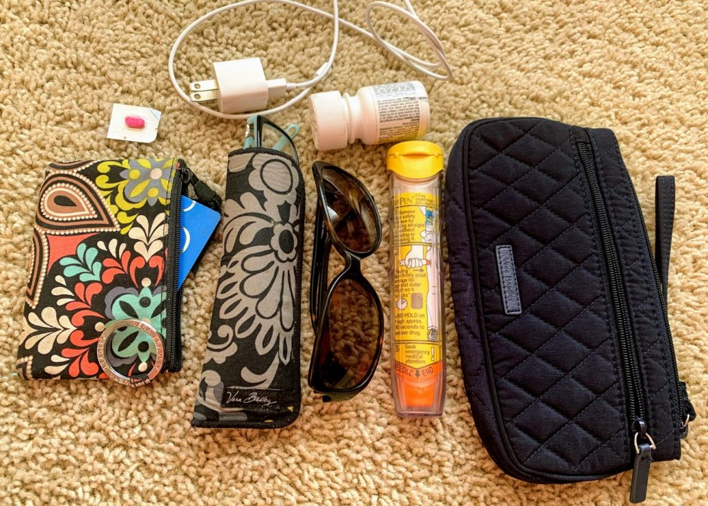 The bare minimum to pack in your bag when visiting Walt Disney World