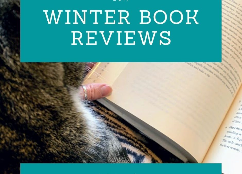 2019 Winter Book Reviews - all my favorites!
