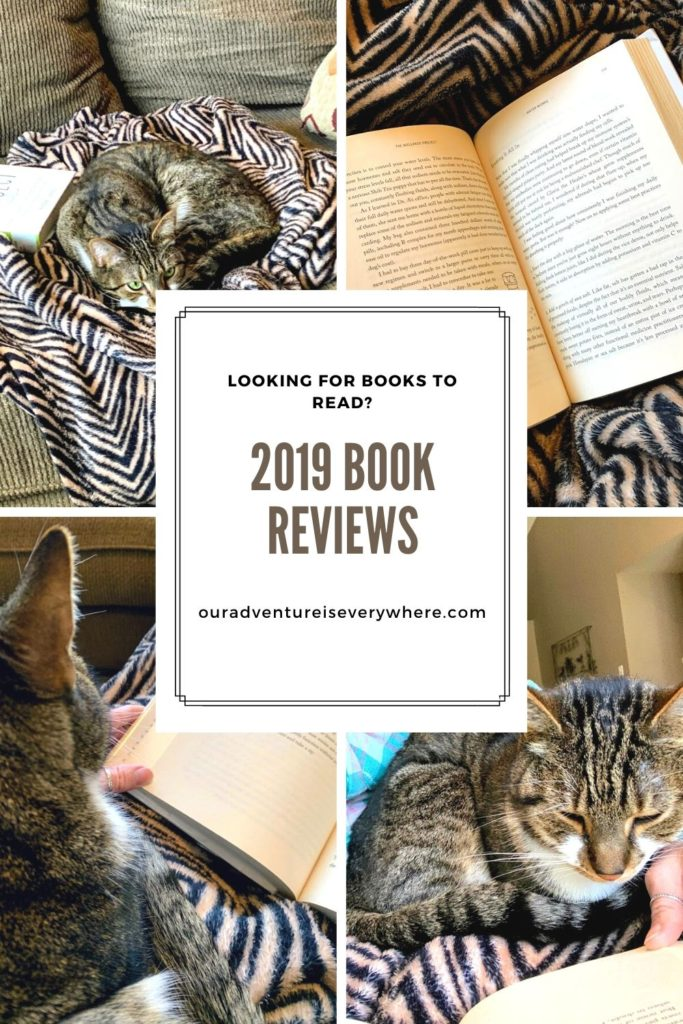 Are you looking for good books to read? Here are my favorite books from last winter. Check them out! #bestreads #ouradventureiseverywhere #bookstoread
