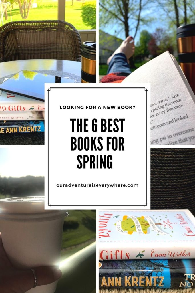 Are you looking for some new books to read? Here are my recommendations for the six best books to read right now. Some are oldies but goodies and others are brand new! #bookreviews #ouradventureiseverywhere #reading
