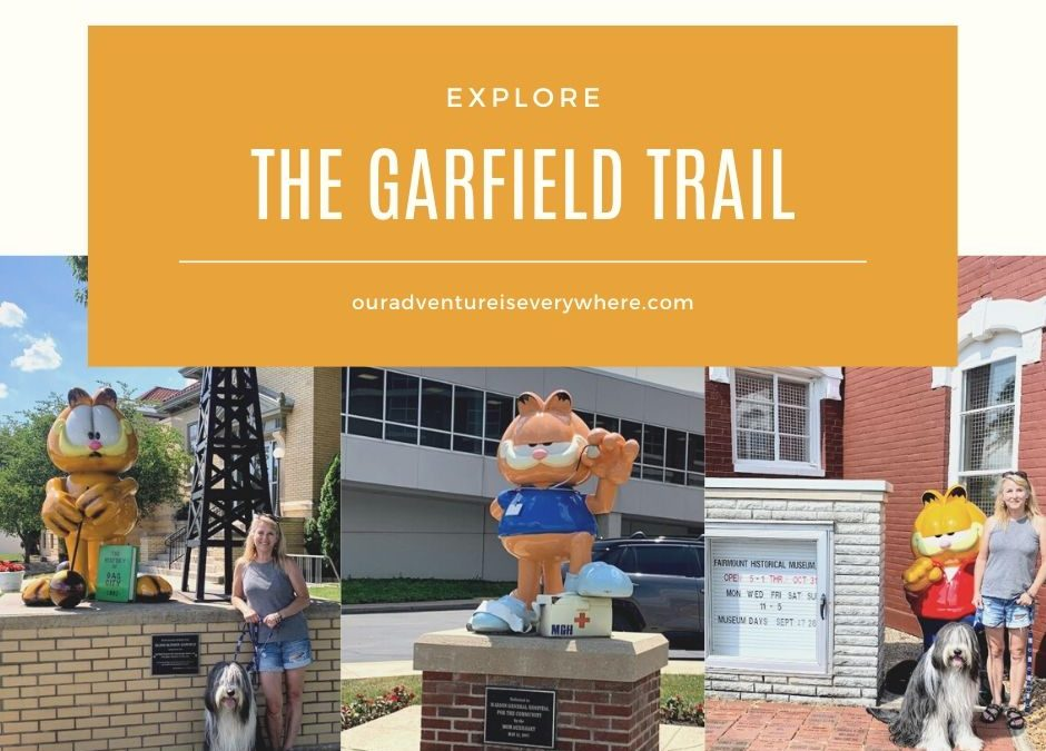 Check out the Garfield Trail