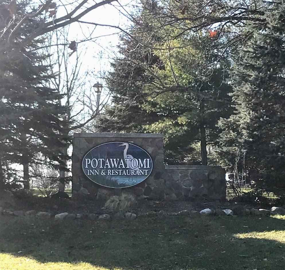 Stay at the Potawatomi Inn while you enjoy the tobaggan at Pokagon State Park.