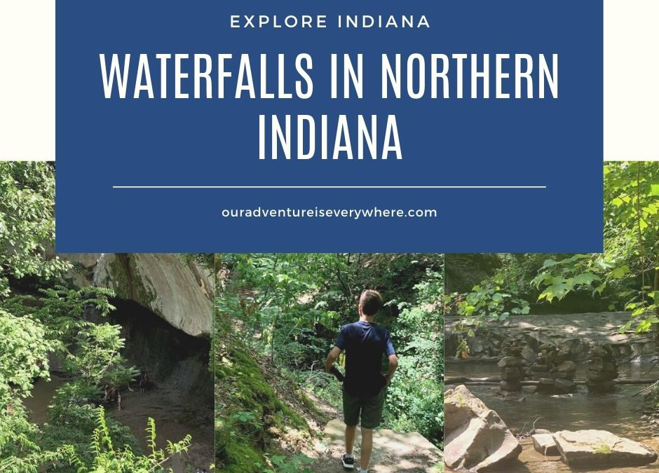 Waterfalls in Indiana