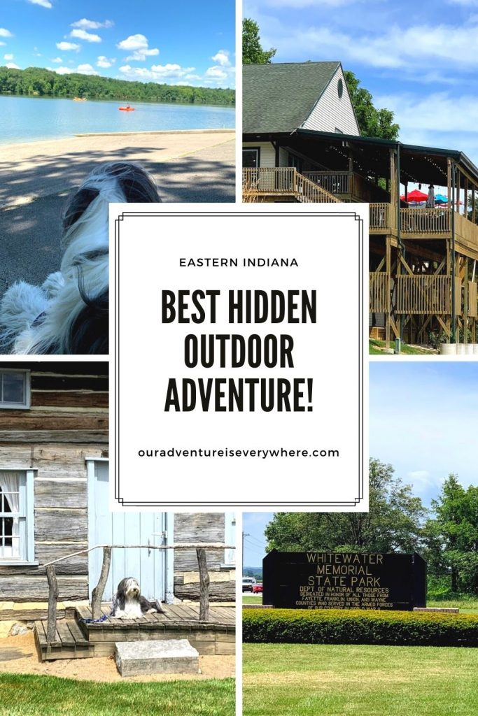 Ready for some outdoor fun? Check out this hidden gem for outdoor adventures in Eastern Indiana. You'll discover the  perfect day trip or weekend getaway. #getaways #midwesttravel #familygetaways