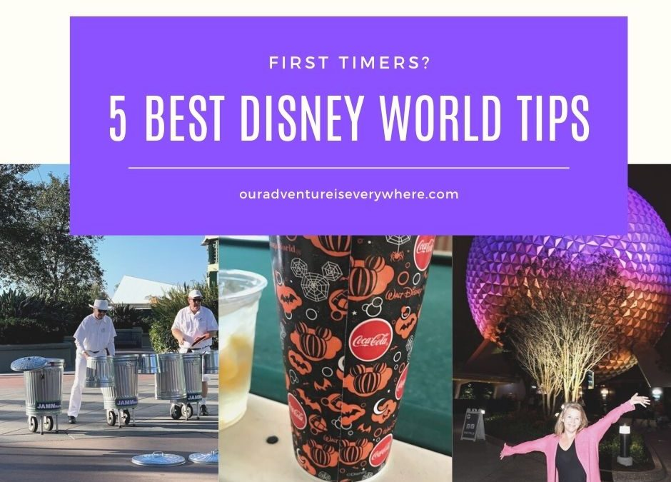Heading to Disney World for the First Time?