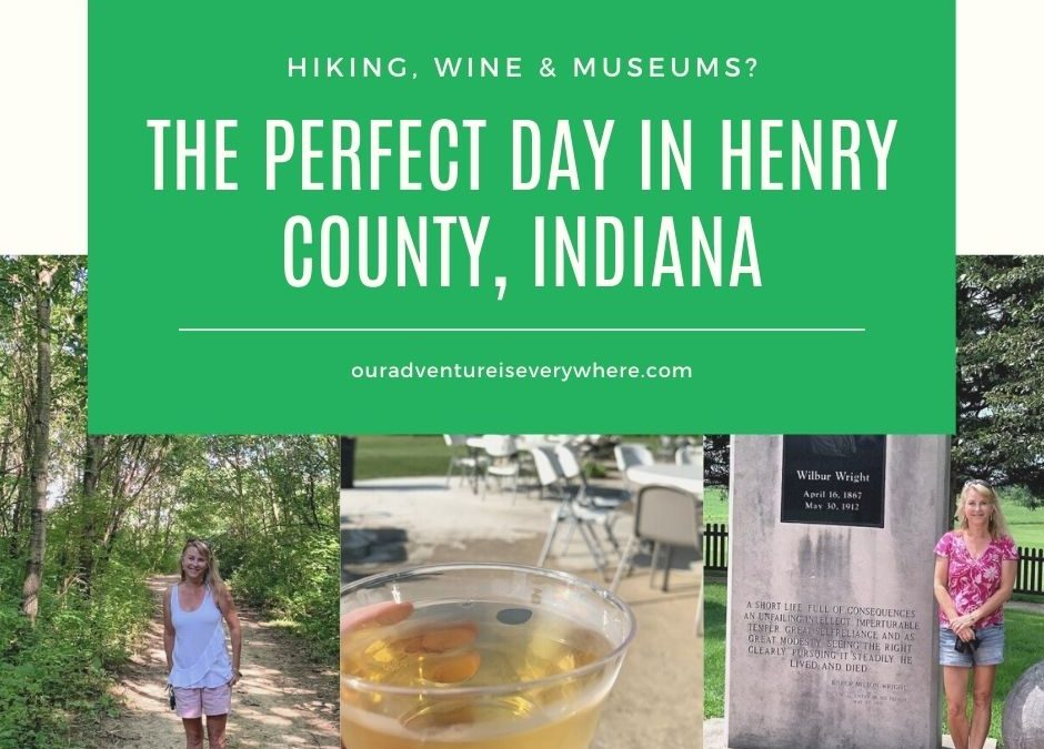 A perfect day in Henry County, IN