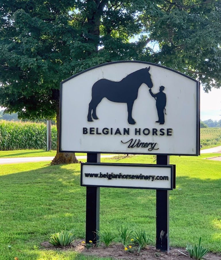 Check out Belgian Horse Winery on your perfect day in Henry County, Indiana