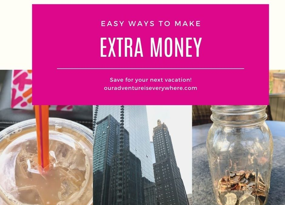 Easy Tips to Earn Extra Money!