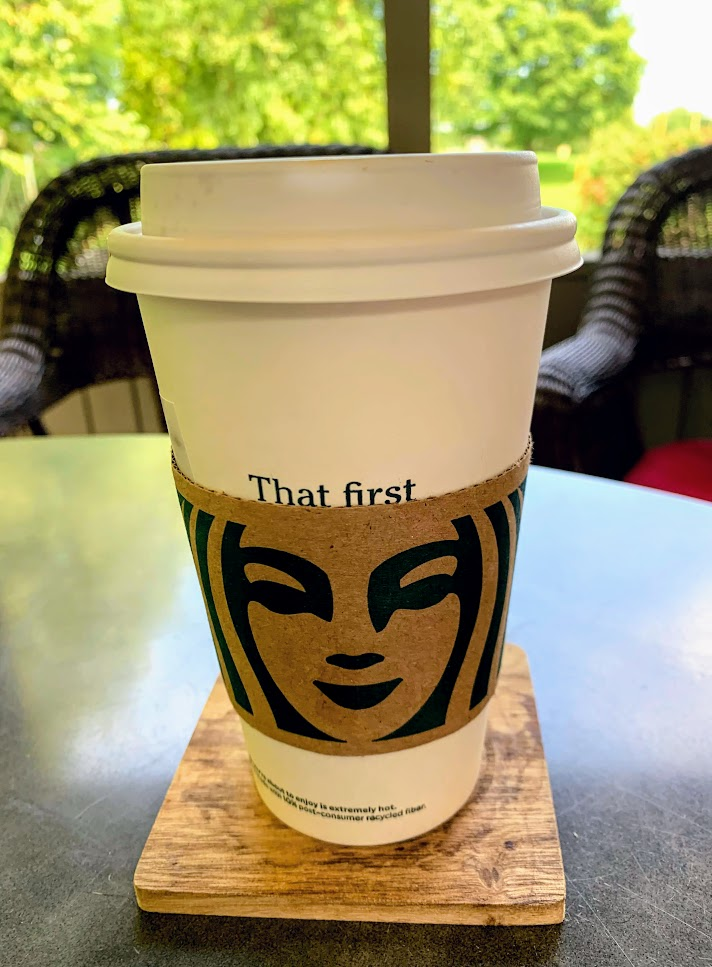 Use your Fetch Rewards for free coffee from Starbucks!
